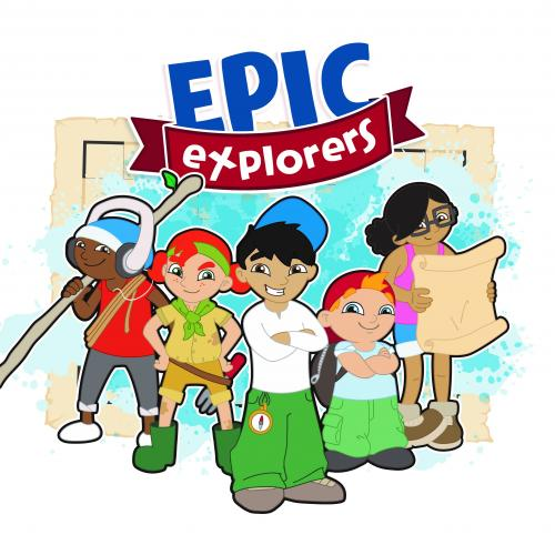 Epic kids cropped